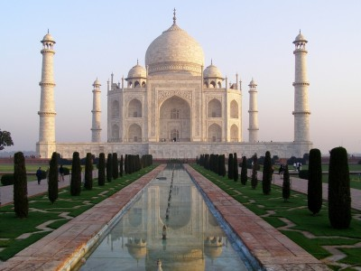 Why We Dream of Traveling the World: The Taj Mahal Agra India