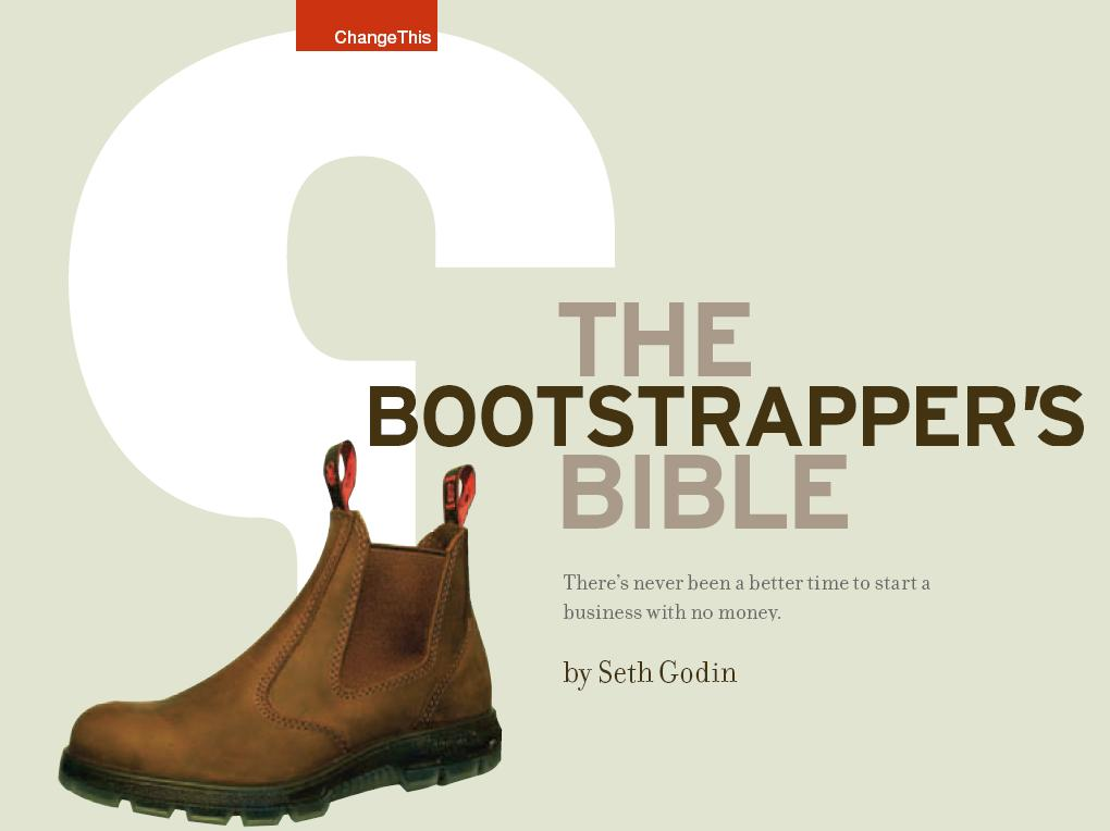 Now You Can Be A Part Of Bootstrapping A Dream