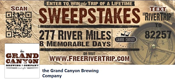 The perfect travel experience: The Grand Canyon Brewing Company on Facebook