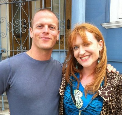 Tim Ferriss and Me Living Our Dreams!