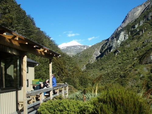 Best Hiking Travel DestinationsView-from-Dart-Hut, New Zealand