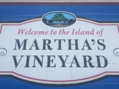 WELCOME TO MARTHAS VINEYARD