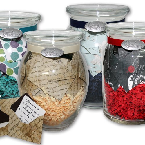Winter Solstice Celebration: Notes in a Jar by Kidnotes Wholesale