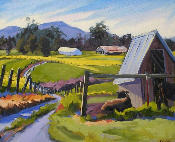 a cows paradise by wendy brayton