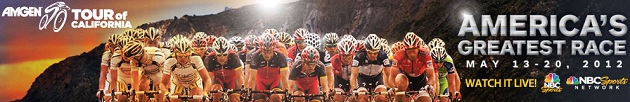 Dream Images of the 2012 Amgen Tour Official Website