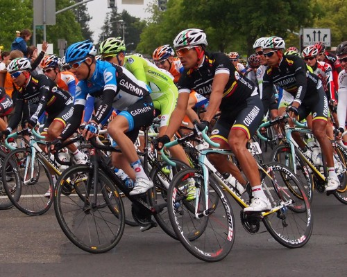 Dream Images of the 2012 Amgen Tour with Levi Leipheimer
