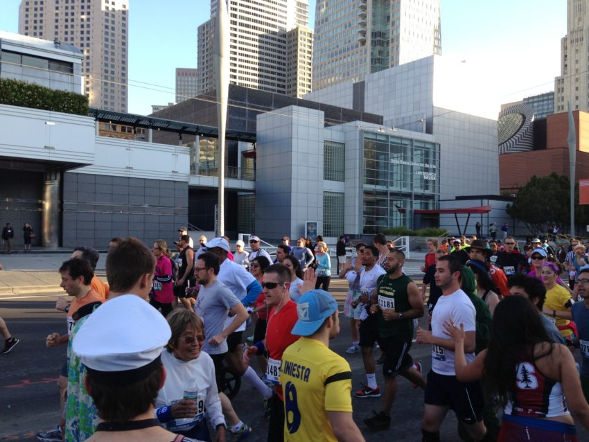 Fitness Dream: Bay to Breakers Run