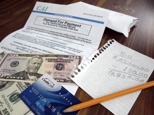 The Financial Realities of Divorce After Midlife: The bill paying