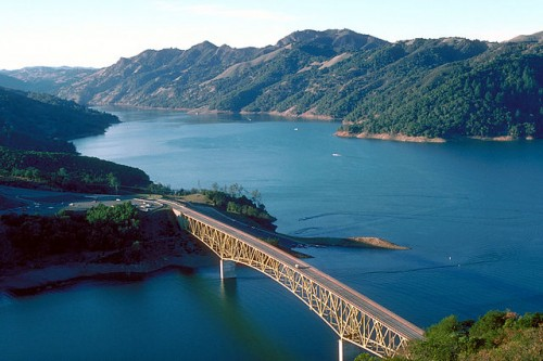 Travel to the Heart of the California Wine Country: Lake Sonoma