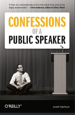 Best Motivational Speaker Books: Confessions of a Public Speaker
