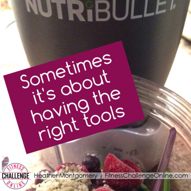 why you should consider buying a nutribullet - Heather Montgomery