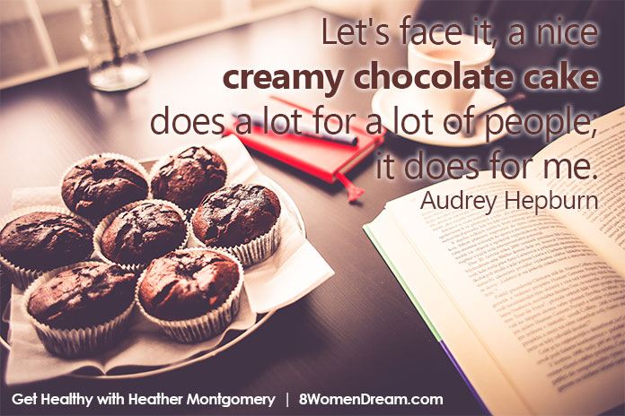 Curb chocolate craving with Heather Montgomery
