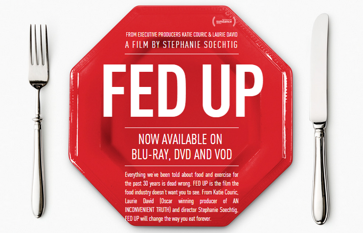 Fed Up Movie Review by Heather Montgomery