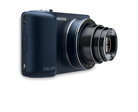 Fitness Blogger Product: Samsung Galaxy Camera Review