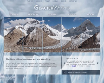 8 Sites with Great Animal Magnetism: GlacierWorks site