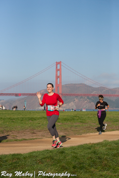 How To Run a 10k : Heather Get Fit at the 2013 Mermaid 10k Run