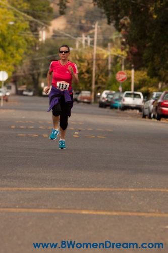 Sprint to the finish line at Cloverdale Harvest Fair 5k