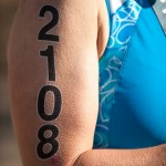 heather sprint tri race number