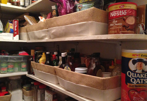 Is your pantry stocked with anything healthy?