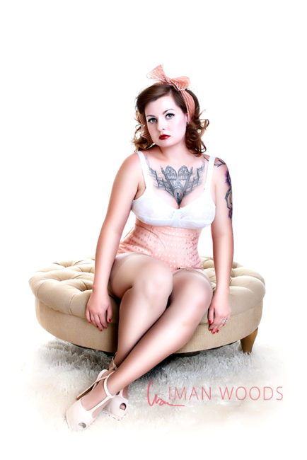 Pinup Therapy Before and After – A Rare Behind the Scenes