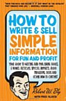 How to write and sell simple information