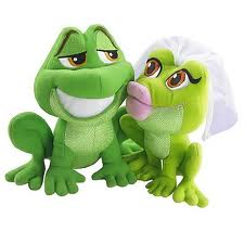 Warning: A Tale of Love Gone Bad: Valentines Frogs Getting Married