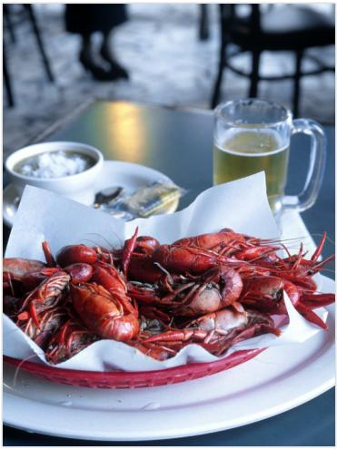 Dream of Unexpected Outcomes: New Orleans, Crawfish, Gumbo