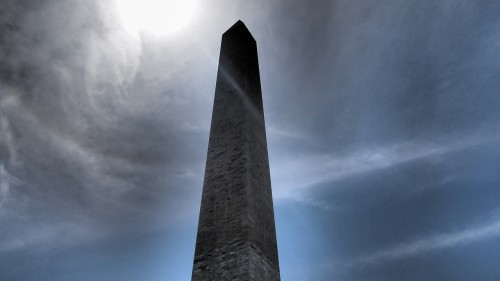 Our Mentors: The Chaplain Threw a Brick at me - The Washington Monument