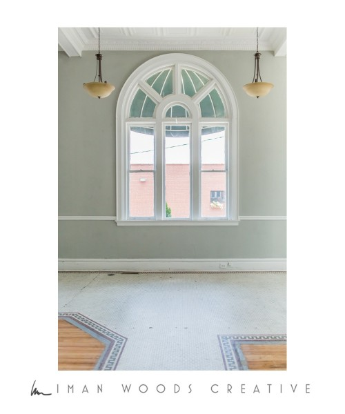 Dreaming of a Retail Space - 3 of these glorious windows grace the space.