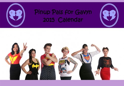 Pinups paying it forward!