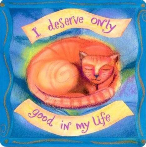 Positive Thinking With Affirmations: Wisdom Cards by Louise Hay