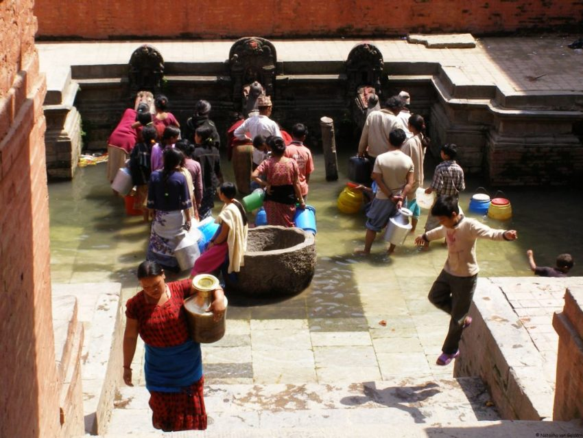 Remembering Nepal Before the Quake: Te People of the region