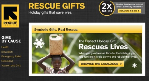 Make Dreams Come True for Others With a Rescue Gift