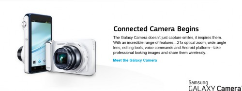 Samsung Galaxy Camera - Heathers Review