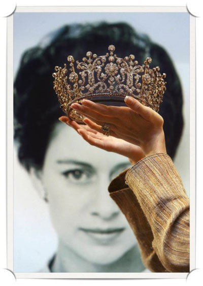 Andrea Teggart and Polish My Crown