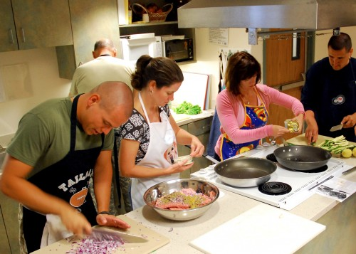The Dream of Teaching People to Cook