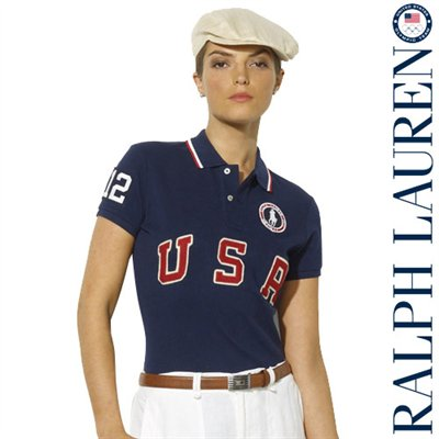 Dream Like an Olympian: Team USA Shop Ralph Lauren