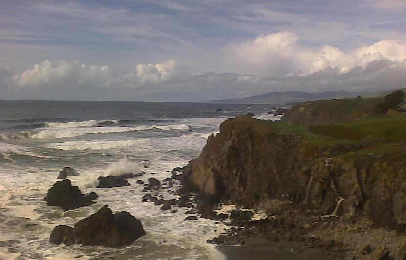 The Northern California Coastline