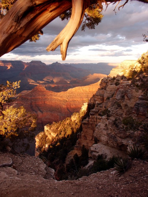 Top Travel Photos: Grand Canyon at Sunset by Mecki Mac