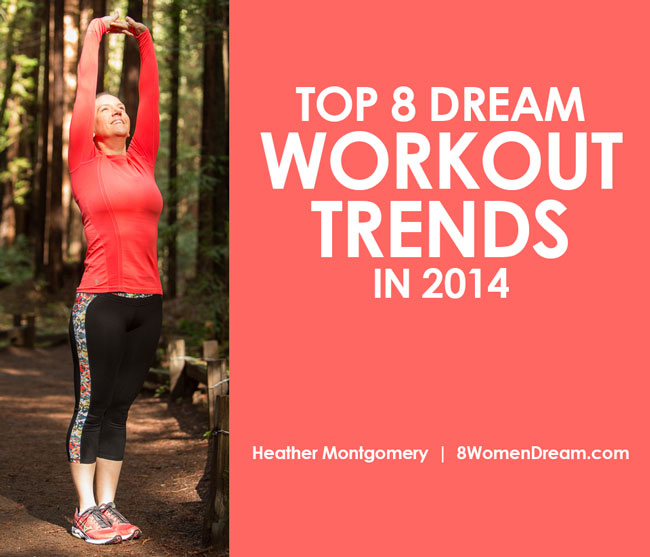 Top Workout Trends in 2014