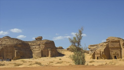 Now You Can Get Travel Bucket List Ideas from World Heritage Sites: Mada in Saleh Al-Hijr Hegra
