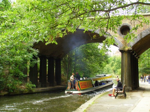Travel Dream Destinations London: Walking the Regent's Canal