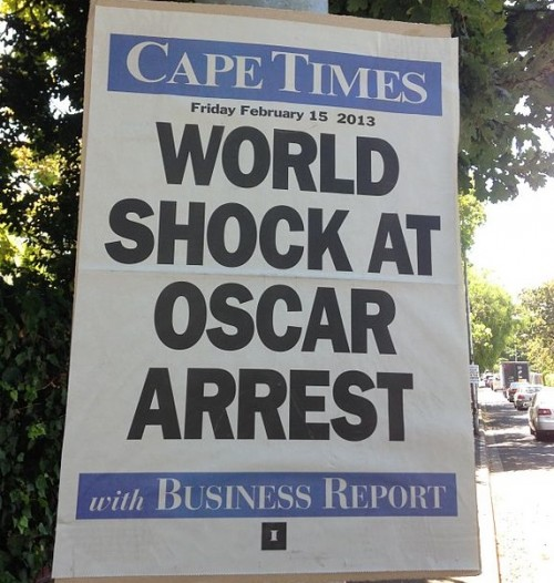 A Dream to See the End to Violence Against Women - Oscar Pistorius News Headline by  Discott