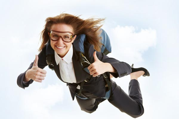 5 Simple Ways to Be a Fun Fearless Female