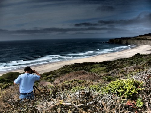 California Dreamin Photographs: California Coast Pacific Ocean on Highway 1