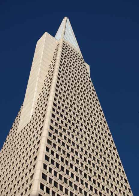 Wordless Wednesday: TransAmerica Building San Francisco Adventures