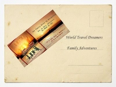1 Family's Dream of Traveling Around the World