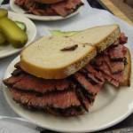 New York Deli Sandwich