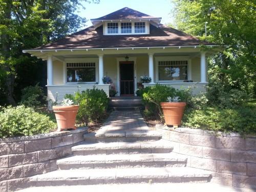 This Old House: 1910 Craftsman in Washington