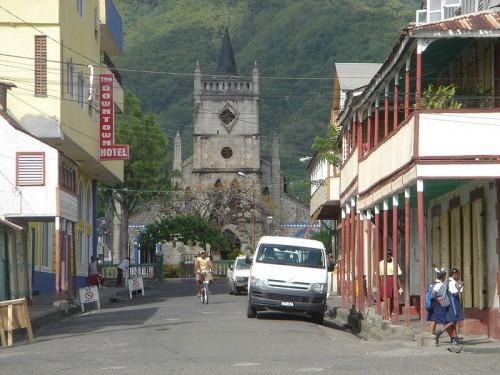 Travel Saturdays: Soufrière, Saint Lucia